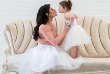 OLIVIA ROSE Mommy & Me Matching Tutu Skirts / Tutus