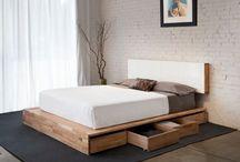 Sänkyideoita