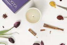 ECOYA Limited Edition fragrances