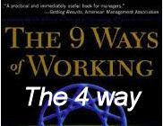 Joy-Four (4) Way of Working / People who works the 4 way, how the live and workPeople who works the 1 way, how the live and work / by Sustainable Living Center