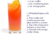 • cocktails •