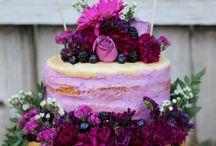 Naked Cake - inspiracje
