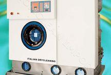 Masini de Curatat Chimic / Masini de curatat chimic profesionale pentru curatatorii si spalatorii industriale.