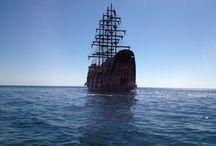 BARBOSSA Antalya / Antalya 'da Korsan Gemisi ile günübirlik turlar