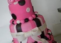 cupcakes / Breast cancer fu draising ideas