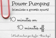 exclusively pumping / by Mindy Read