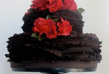Chocolate cakes..