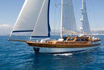 AWOL AGAIN 27,26M Ketch Rigged Sailing Yacht / Ketch Rigged Sailing Yacht by Agantur Shipyard - Ozkalay Group