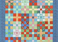 Quilt and Quilting and Quilts / Quilts, possibly with instructions on how to quilt them. / by Leah Riley