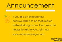 entrepreneurs / We bring together entrepreneurs communities and create spaces for business development