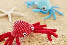 activités autour de la mer