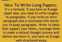 Study Advice