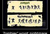 Zombies!!! / by Kathy Osman