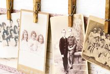 Vintage Decorating Ideas / by Cupcakes and Crinoline