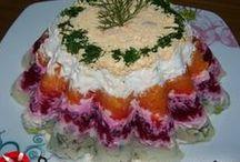 σαλάτες χριστουγεννιάτικες