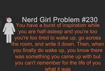 Geek :3 / by Alice Blacc