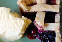 Food~GF~Piiiiiiiie / Gluten-free pies. Sometimes, I just pin a recipe for the filling, and I'll use either a store-bought GF crust, or use one of my own crust recipes. OMG. Don't these look amazing?