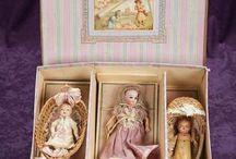 Dolls in a box / by Darlene Grant