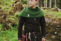 Středověké odívání