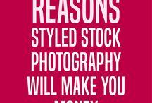 How to do stock photos