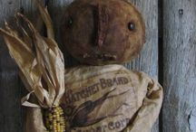 Decor: Country Primitive / by Grim Cauldron Craft Oddities
