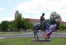 Texas Tech  / The school that I love.
