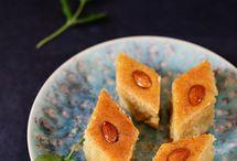 Biscuits et Mignardises. / Des petits gâteaux et biscuits pour un petit (ou grand) goûter.