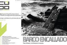 Invitaciones / Invitaciones a las tertulias y exposiciones en Cubo 7 Espacio Fotográfico.