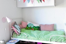 Kids room / IKEA MINNEN