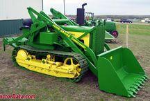 crawel loader