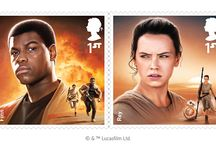 Royal Mail Star Wars Stamps / Royal Mail are on the verge of releasing a brand new range of stamps with your favourite star wars characters. In the build up to the new Star Wars film which is set to be released on the 18th of December 2015. Here's the link to Royal Mail's website where you can now pre-order you Star Wars stamps. http://www.royalmail.com/starwars