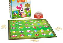 Board Games / Game play is ideal for developing a variety of key skills in young children without them even realising that they're learning!