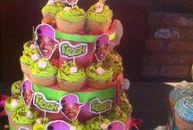 Celebrity Party Cake