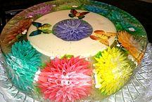 gelatin art
