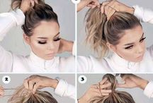 Hair ideas easy