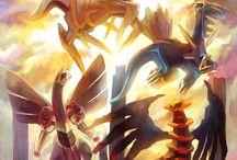 Legendaries / Pokémon Legendaries
