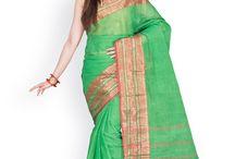 Bengali Sarees / Bengali Taanth Saree