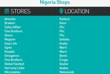 Stores / Wiko retail outlets in #Nigeria