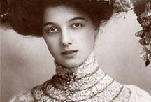 Cheveux 1900