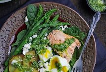 .healthy fish. / Healthy recipes, grain free, dairy free, gluten free, paleo, primal, clean eating, weight loss recipes, sugar free, healthy meals, easy meals, simple, soups, veggies, diet, nourish bowls, vegetarian, vegan, plant based