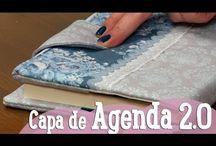 CAPAS DE AGENDAS