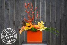 Flower Fix Arrangements / Custom arrangements to complete your home decor