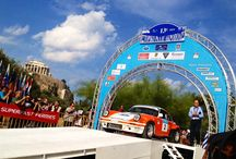 Historic Acropolis Rally 2014 / We are proud to be part of this historic motorsport event