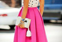 Skirts ♡ / Inspiração de look com saías
