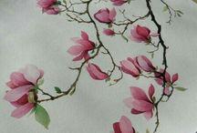 kwiaty do logo