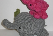 "amigurumi african animals (exotic) / By African, I mean a wild animal not Northern American.  I'd change the category name, but African is so much shorter than ""wild animal not Northern American""."