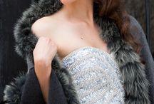 Capas Maria Isabel Colección Otoño Invierno 2016 / Estás fabulosas capas te harán lucir como una reina en tu próximo evento.