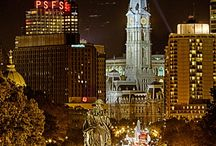 Scenes From Philadelphia / What makes Philly famous? Some of these gorgeous landmarks!