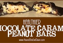 Eat Clean Candy Recipes / by He and She Eat Clean