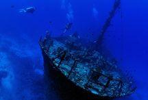Mer underwater
